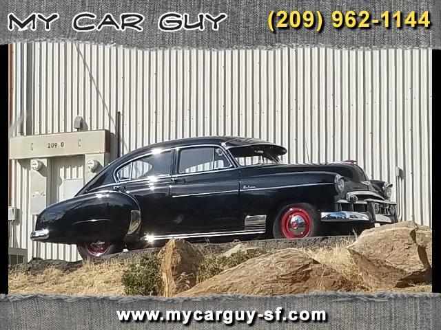 1949 Chevrolet Fleetline Deluxe