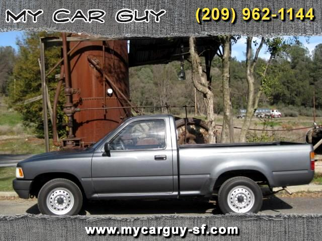 1990 Toyota Pickup Reg. Cab Short Bed 2WD