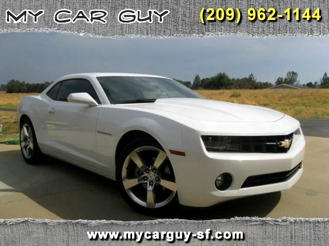 2010 Chevrolet Camaro 2LT RS Coupe