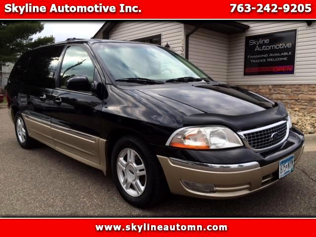 2001 Ford Windstar near Ham Lake MN 55304 for $1,590.00