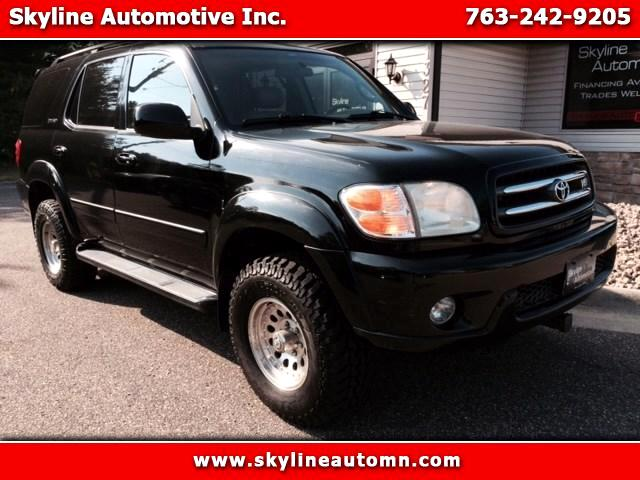 used toyota sequoia for sale minneapolis mn cargurus. Black Bedroom Furniture Sets. Home Design Ideas