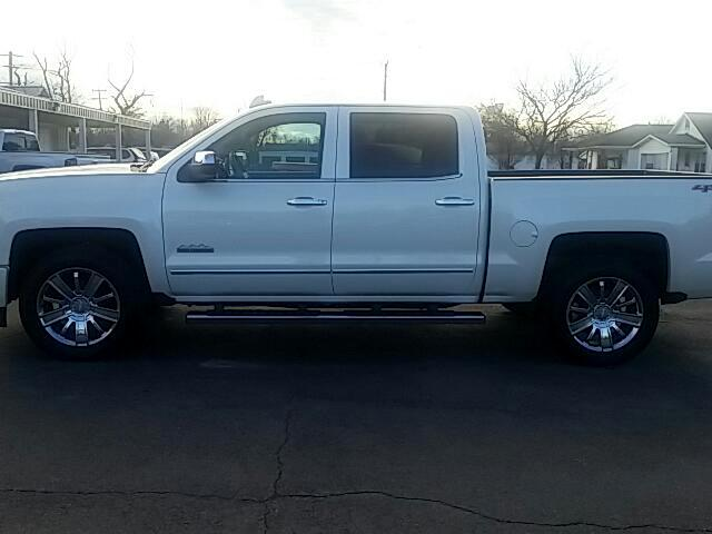 used 2015 chevrolet silverado 1500 high country crew cab 4wd for sale in east prairie mo 63845. Black Bedroom Furniture Sets. Home Design Ideas