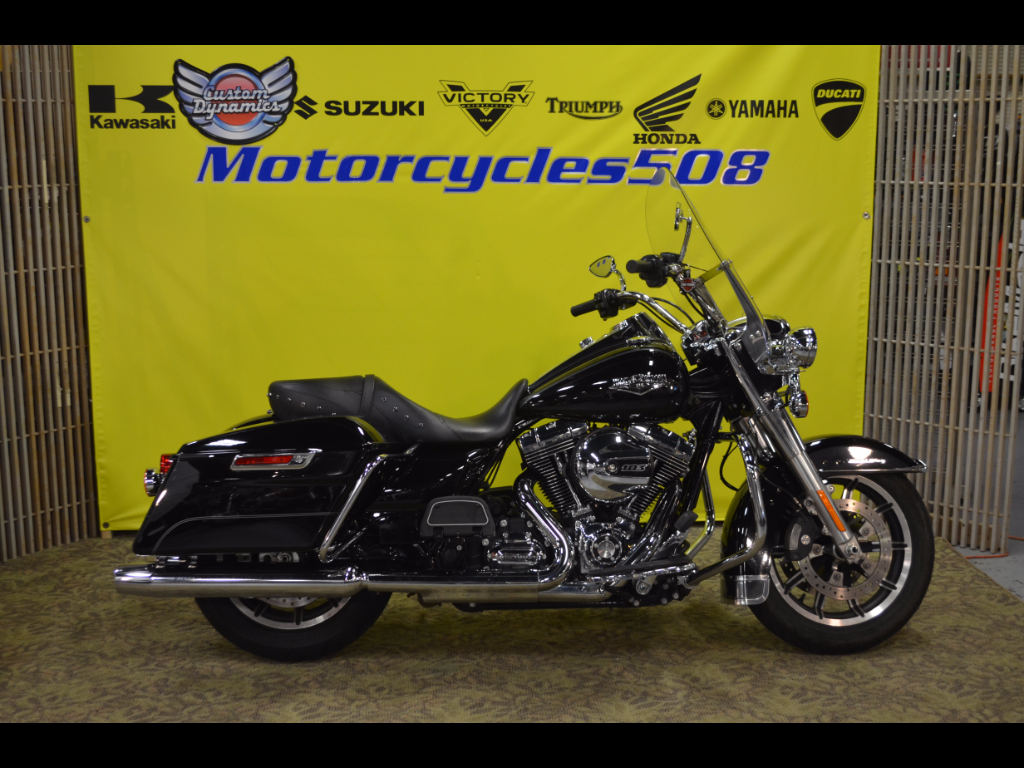 2015 Harley-Davidson Road King FLHR