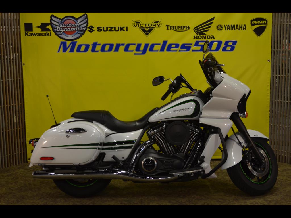 2016 Kawasaki Vulcan Vaquero