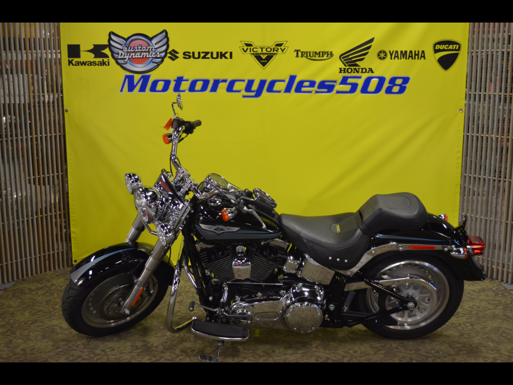 2008 Harley-Davidson Softail Fat Boy FLSTF