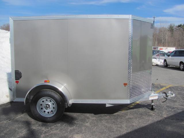 2015 E-Z Hauler Standard Cargo EZEC 5x8 Enclosed