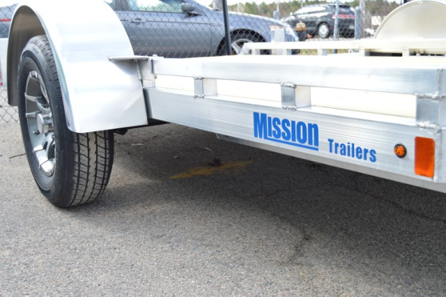 2016 Mission MOCH 8x16 Car Hauler
