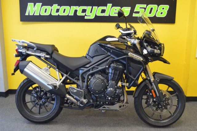 2013 Triumph Tiger ABS Explorer XC
