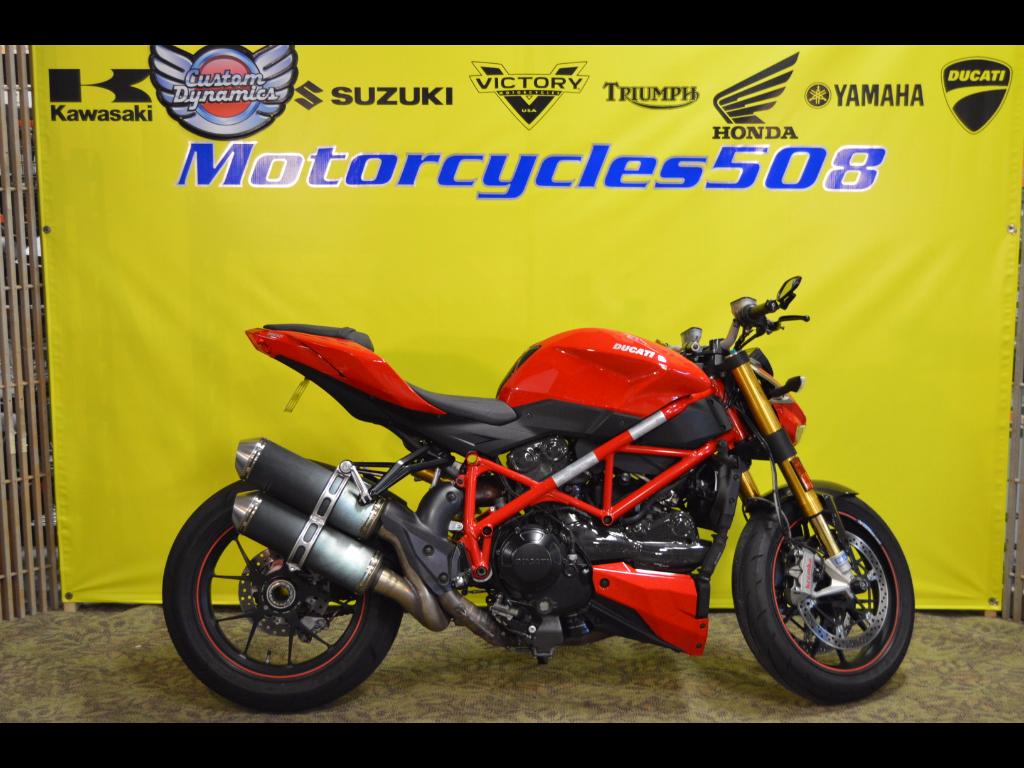 2012 Ducati Streetfighter SF1098