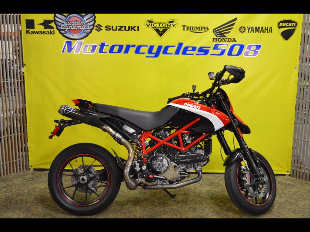 2012 Ducati Hypermotard 1100 SP