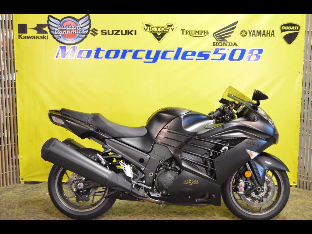 2016 Kawasaki ZX1400R Ninja