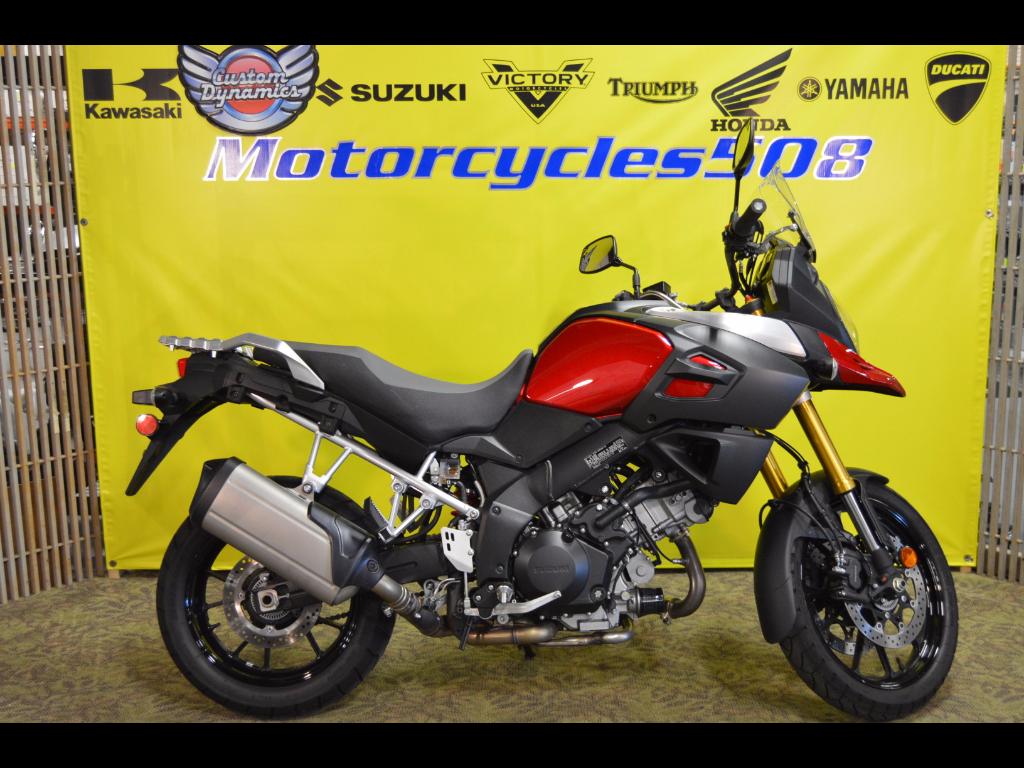 2014 Suzuki DL1000 V-Strom 1000