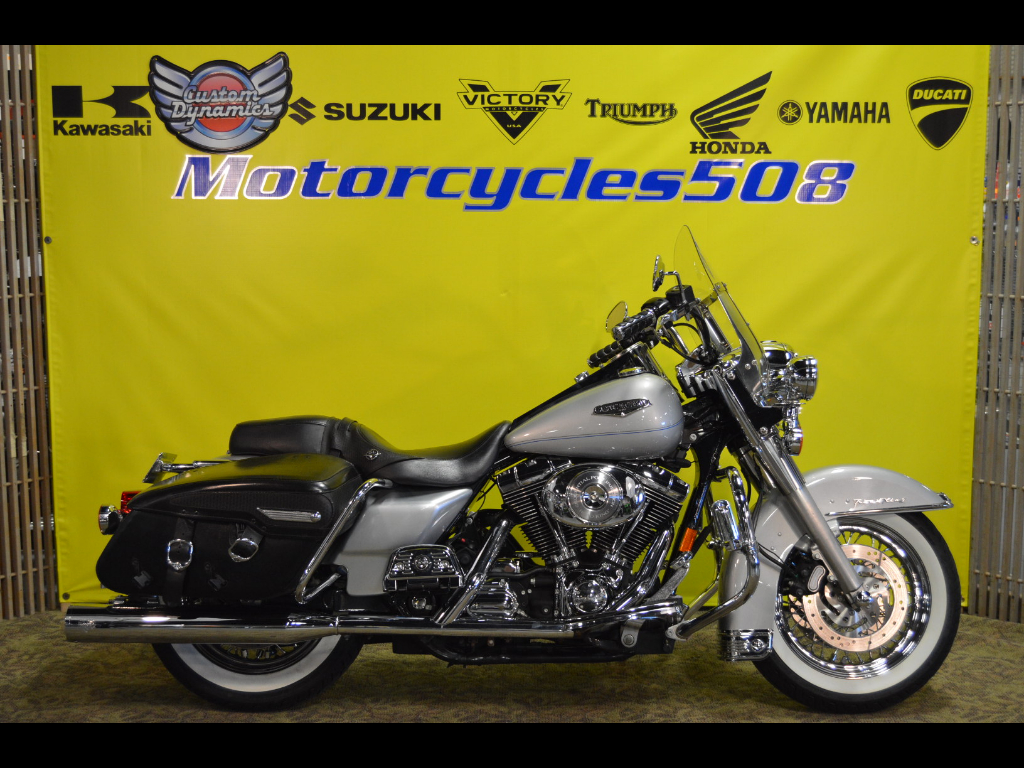 2005 Harley-Davidson Road King Classic FLHRC