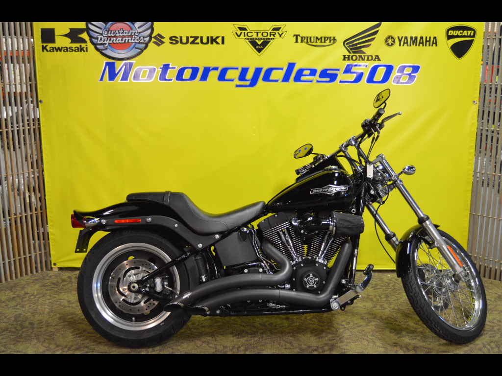 2009 Harley-Davidson Softail Night Train FXSTB