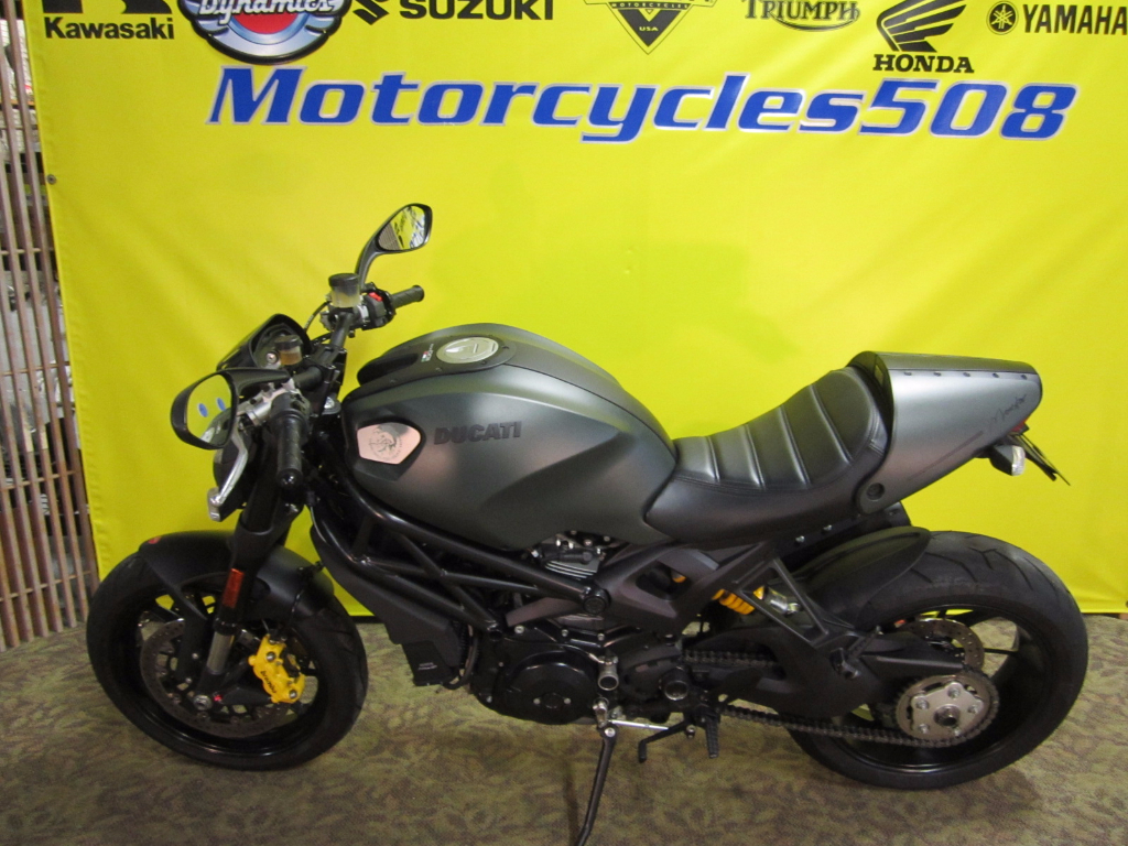 2013 Ducati Monster Diesel Edition 1100