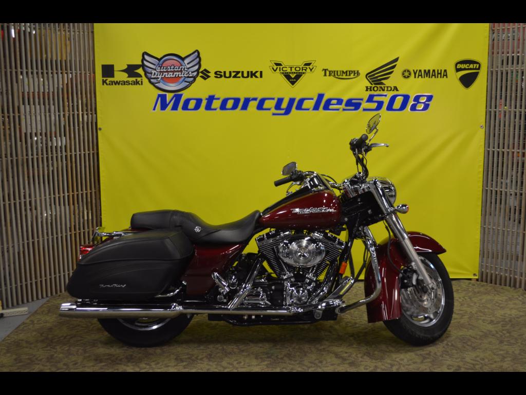 2004 Harley-Davidson Road King FLHRSI