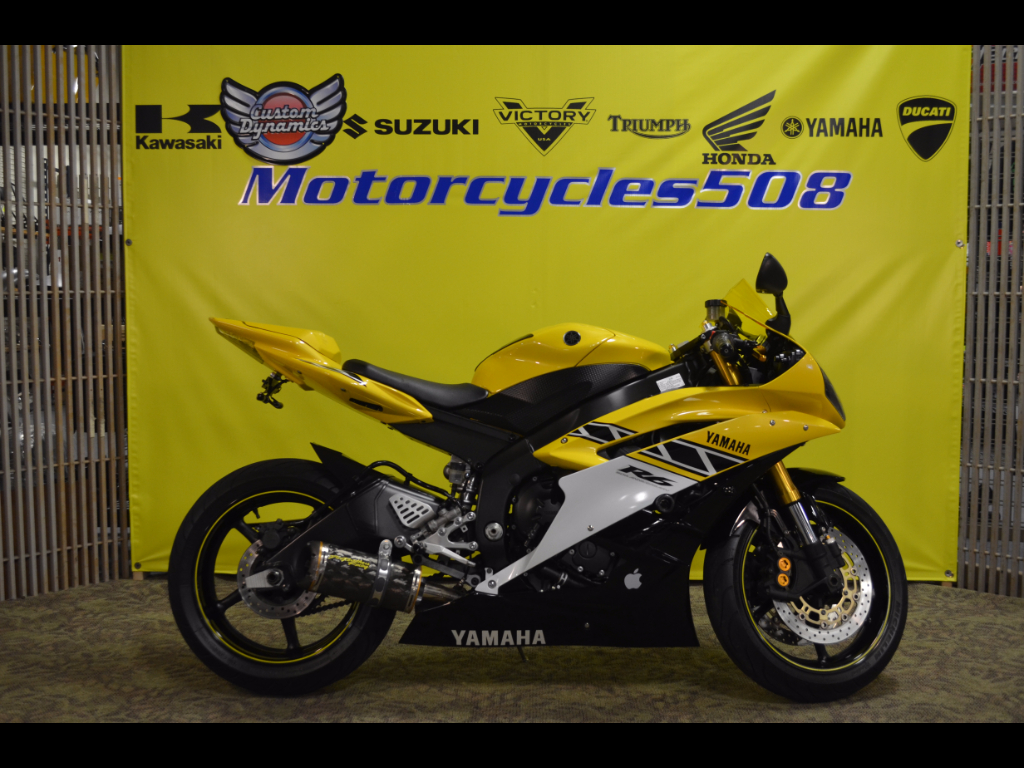 2006 Yamaha YZF-R6 50 th Anniversary Edition