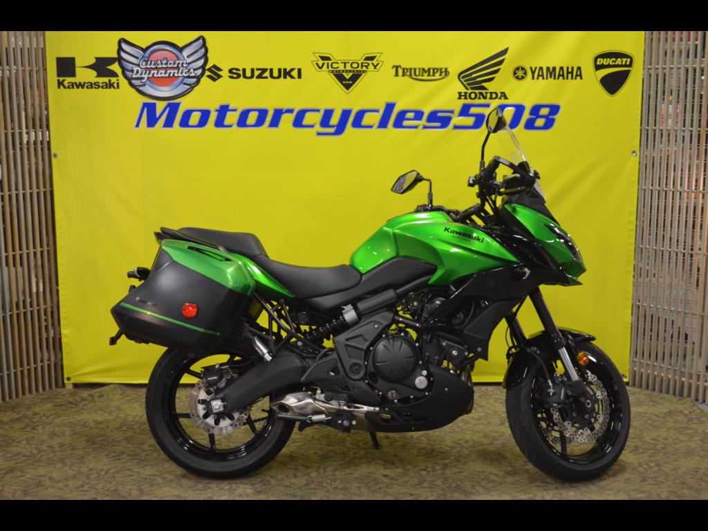 2015 Kawasaki LE650A Versys
