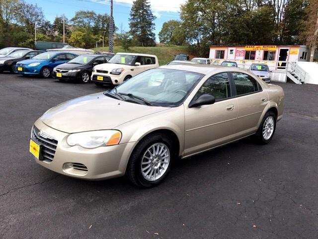 2005 Chrysler Sebring Sedan Limited