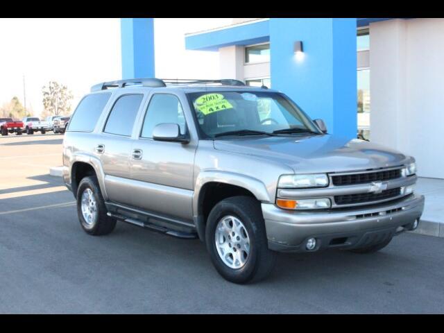2003 Chevrolet Tahoe 4WD 4dr LT