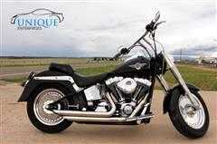 2001 Harley-Davidson FLSTF