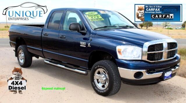 2007 Dodge Ram 2500 SLT Long Bed 4WD
