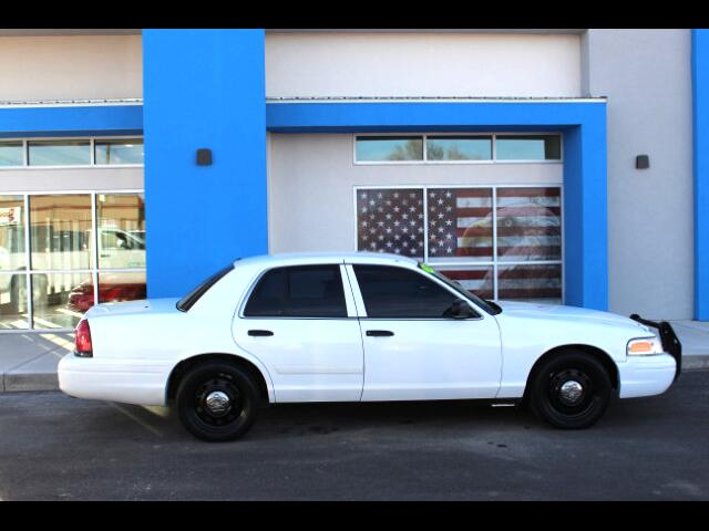 2009 Ford Crown Victoria Police Interceptor