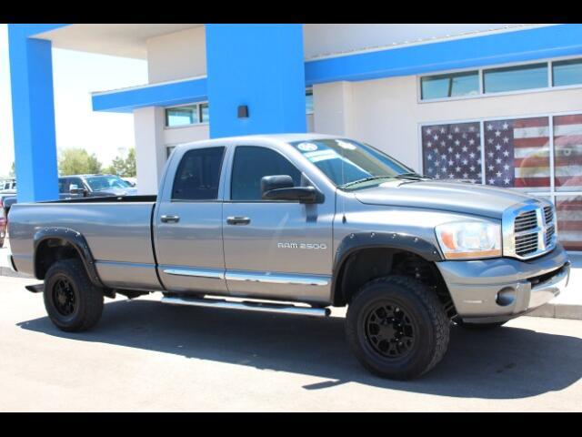 2006 Dodge Ram 2500 Laramie Quad Cab Long Bed 4WD
