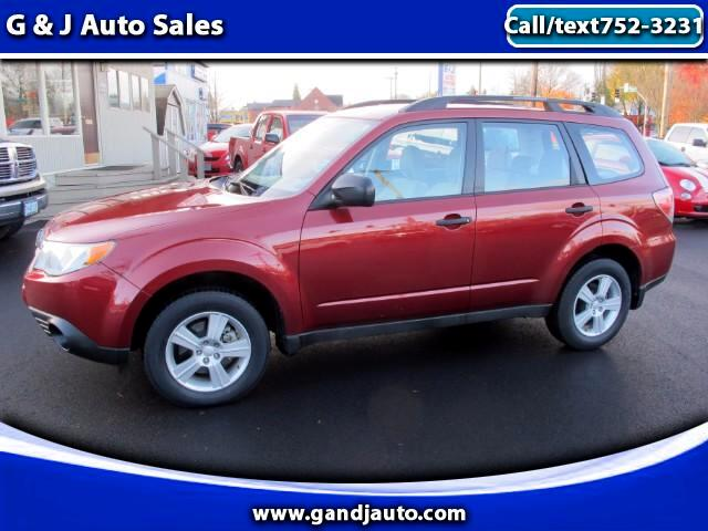 2011 Subaru Forester 2.5X Touring