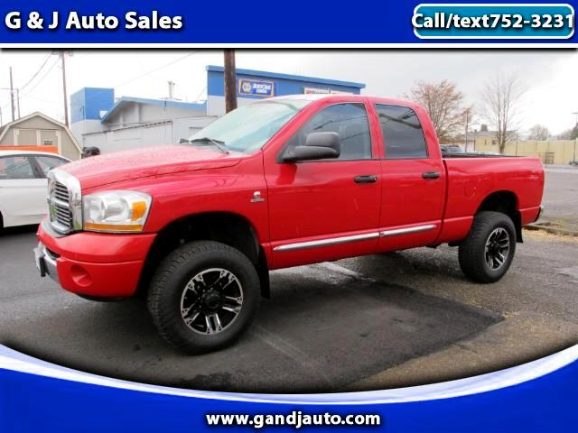 2006 Dodge Ram 2500 Laramie Quad Cab Short Bed 4WD