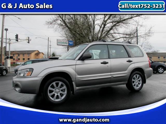 2005 Subaru Forester 2.5 XS