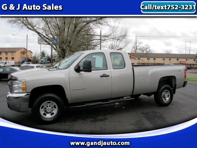 2009 Chevrolet Silverado 2500HD Ext. Cab Long Bed 4WD