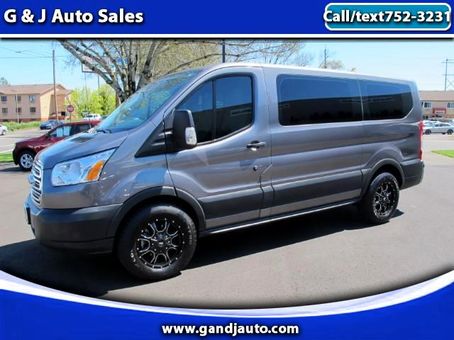 2015 Ford Transit 150 Wagon Low Roof XL 60/40 Pass. 130-in. WB