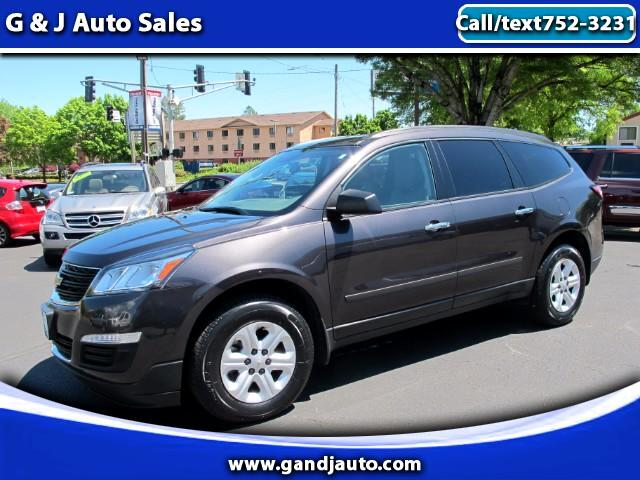 2015 Chevrolet Traverse LS AWD