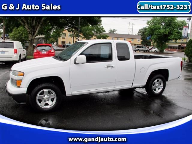 2012 Chevrolet Colorado LT Ext. Cab 2WD