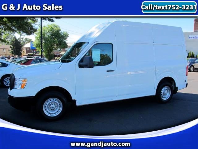 2016 Nissan NV Cargo 2500 HD S V6 High Roof