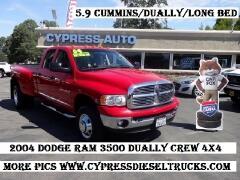 2004 Dodge Ram 3500
