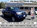 2007 Toyota TACOMA DOU