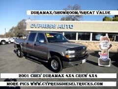 2001 Chevrolet Silverado 2500HD