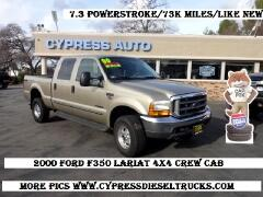 2000 Ford F-350 SD