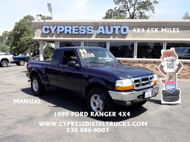 1999 Ford Ranger XL SuperCab 4WD