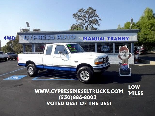 1997 Ford F-350 SD XLT SuperCab Short Bed 4WD