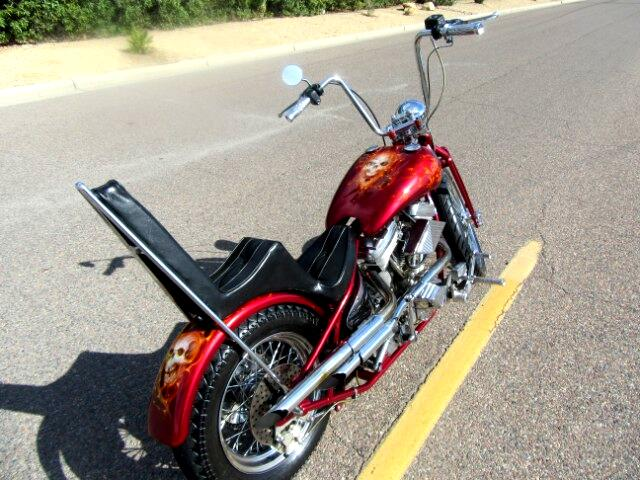 2016 Custom Motorcycle Custom GHOSTRIDER