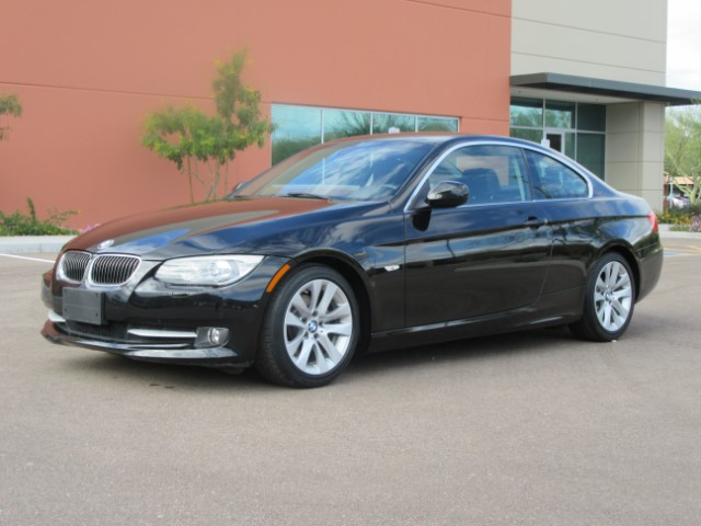 2013 BMW 3-Series 328i Coupe - SULEV