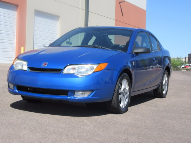 2004 Saturn ION Quad Coupe 2