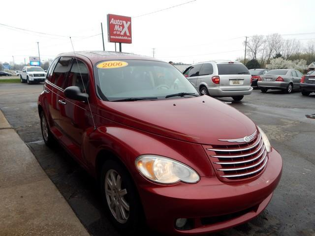 2006 Chrysler PT Cruiser Limited Edition