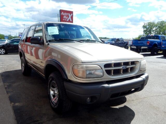1999 Ford Explorer XLS 4.0L 4WD