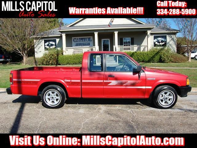 1990 Mazda B-Series B2600i Cab Plus 2WD