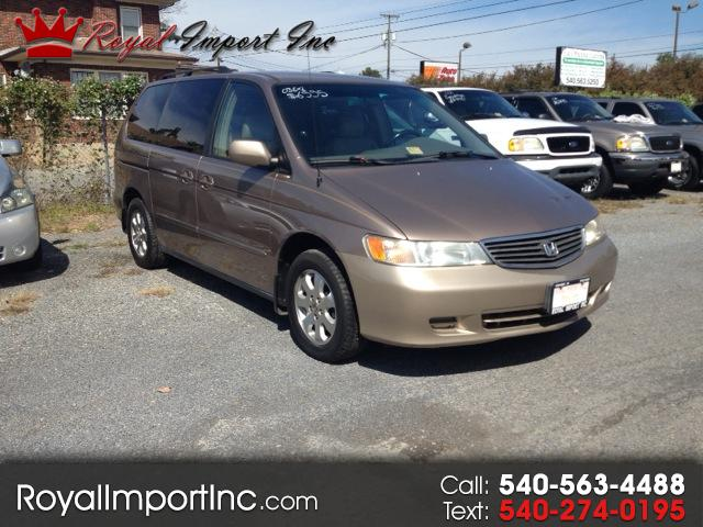 2005 Honda Odyssey EX w/ Leather and DVD