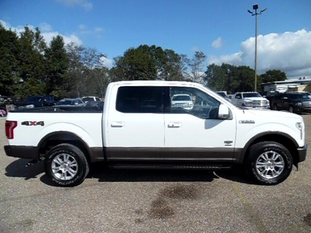 2017 Ford F-150 King Ranch SuperCrew 6.5-ft. 4WD